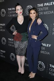 Kat Dennings attends The Paley Honors: A Special Tribute to Television's Comedy Legend in Beverly Hills 2019/11/21 1