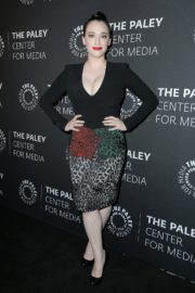Kat Dennings attends The Paley Honors: A Special Tribute to Television's Comedy Legend in Beverly Hills 2019/11/21 2