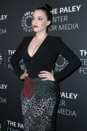 Kat Dennings attends The Paley Honors: A Special Tribute to Television's Comedy Legend in Beverly Hills 2019/11/21 3