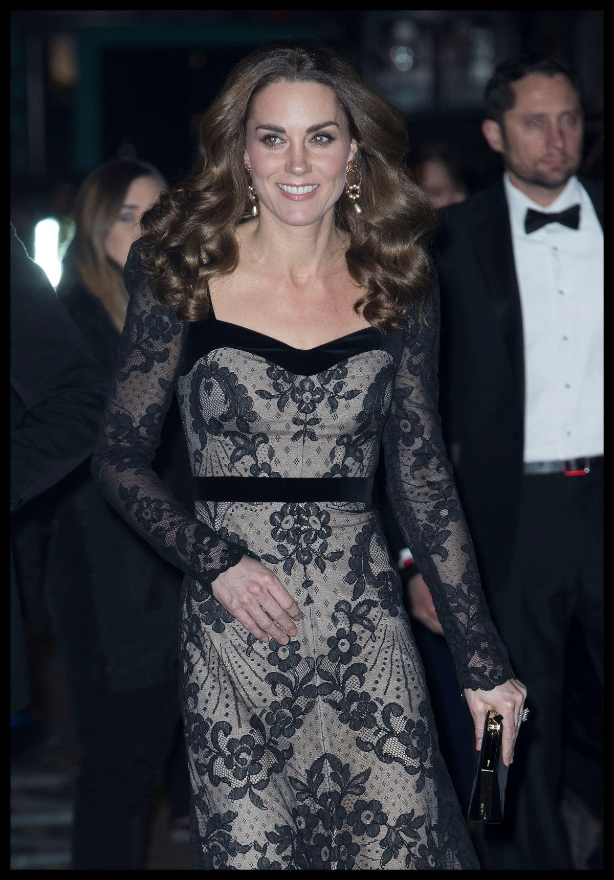 Kate Middleton attends the Royal Variety Performance in London 2019/11/18 1