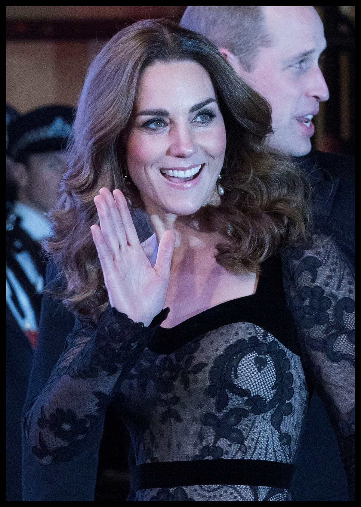 Kate Middleton attends the Royal Variety Performance in London 2019/11/18 6