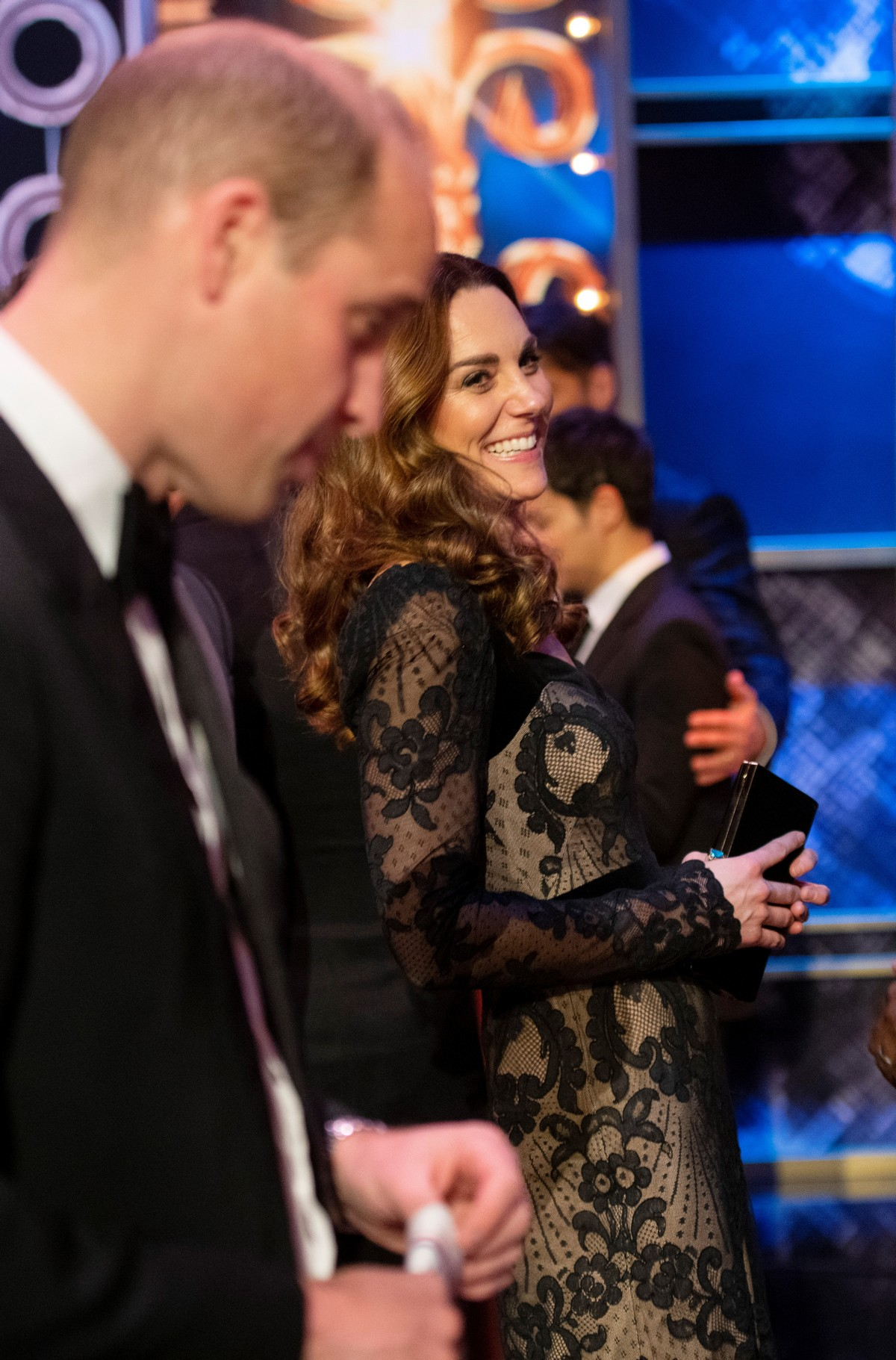 Kate Middleton attends the Royal Variety Performance in London 2019/11/18 11