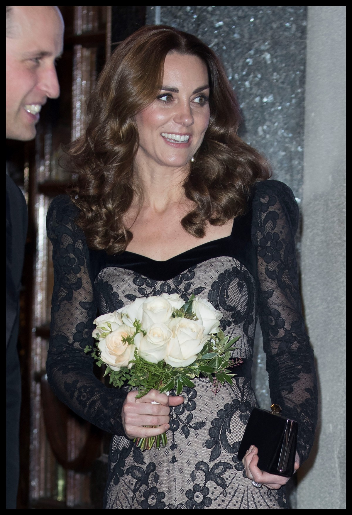 Kate Middleton attends the Royal Variety Performance in London 2019/11/18 13