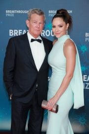 Katharine McPhee and David Foster attends 8th Annual Breakthrough Prize Ceremony in Mountain View 2019/11/03 1