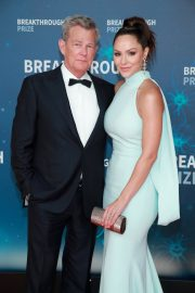 Katharine McPhee and David Foster attends 8th Annual Breakthrough Prize Ceremony in Mountain View 2019/11/03 3