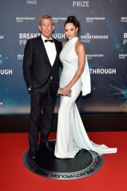 Katharine McPhee and David Foster attends 8th Annual Breakthrough Prize Ceremony in Mountain View 2019/11/03 5