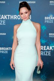 Katharine McPhee attends 8th Annual Breakthrough Prize Ceremony in Mountain View 2019/11/03 1
