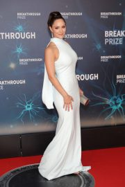 Katharine McPhee attends 8th Annual Breakthrough Prize Ceremony in Mountain View 2019/11/03 3
