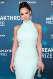Katharine McPhee attends 8th Annual Breakthrough Prize Ceremony in Mountain View 2019/11/03 5