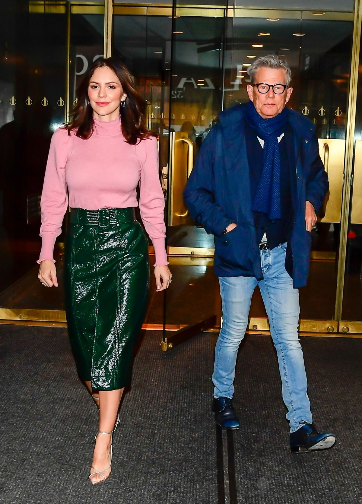 Katharine McPhee Leaves The Today Show in New York 2019/11/19 3