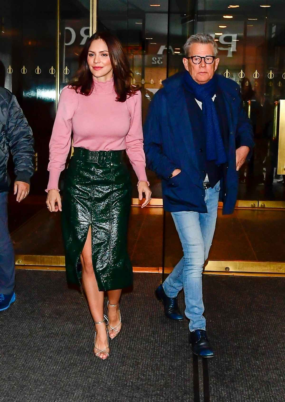 Katharine McPhee Leaves The Today Show in New York 2019/11/19 4