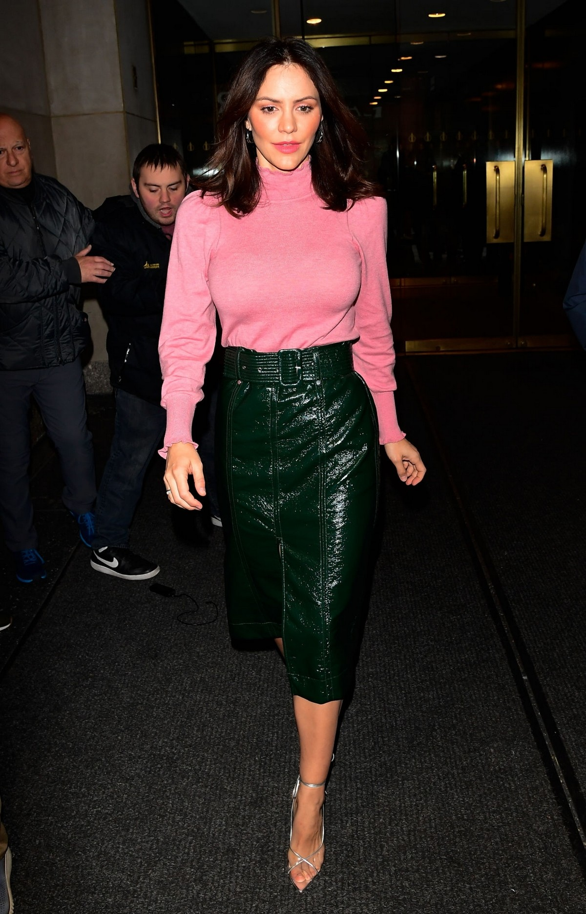 Katharine McPhee Leaves The Today Show in New York 2019/11/19 7