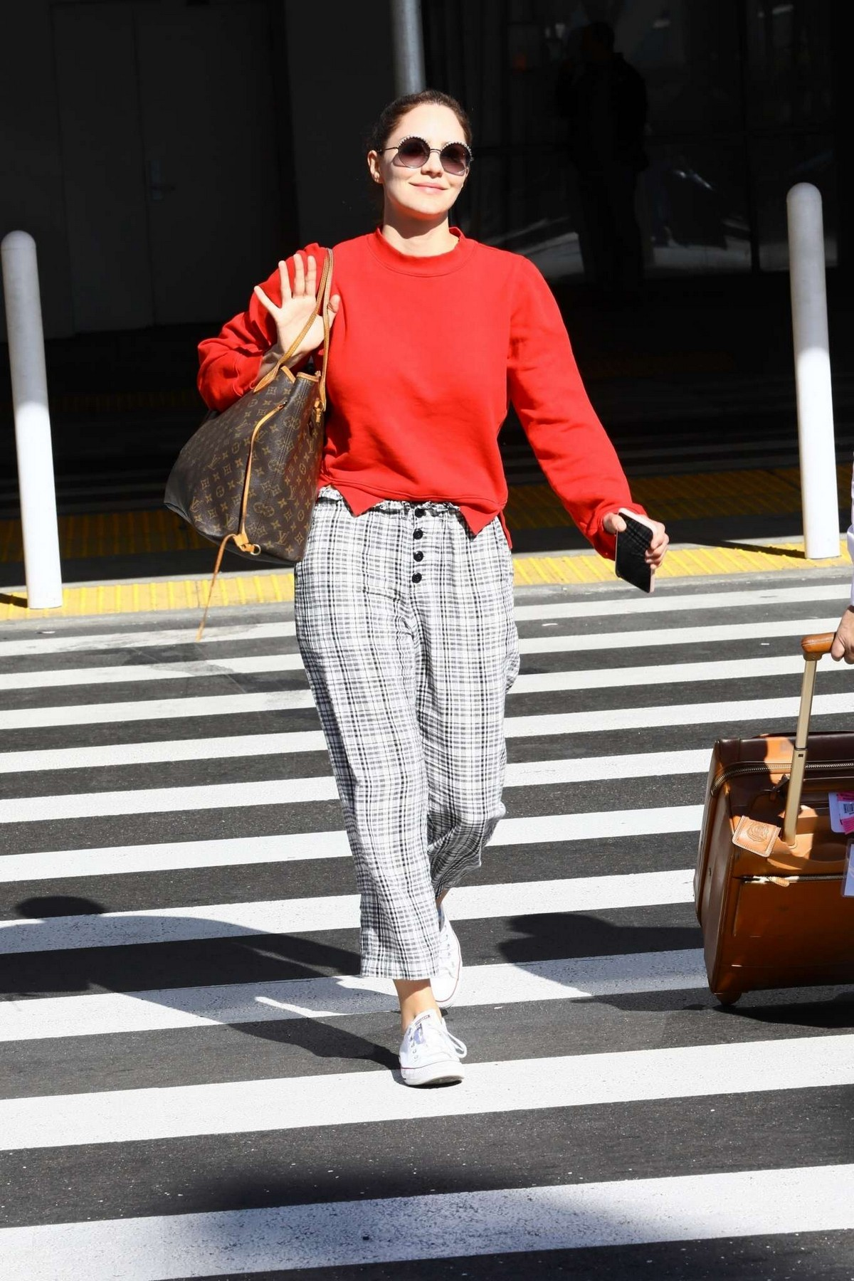 Katharine McPhee Outside at LAX Airport in Los Angeles International Airport 2019/11/09 7