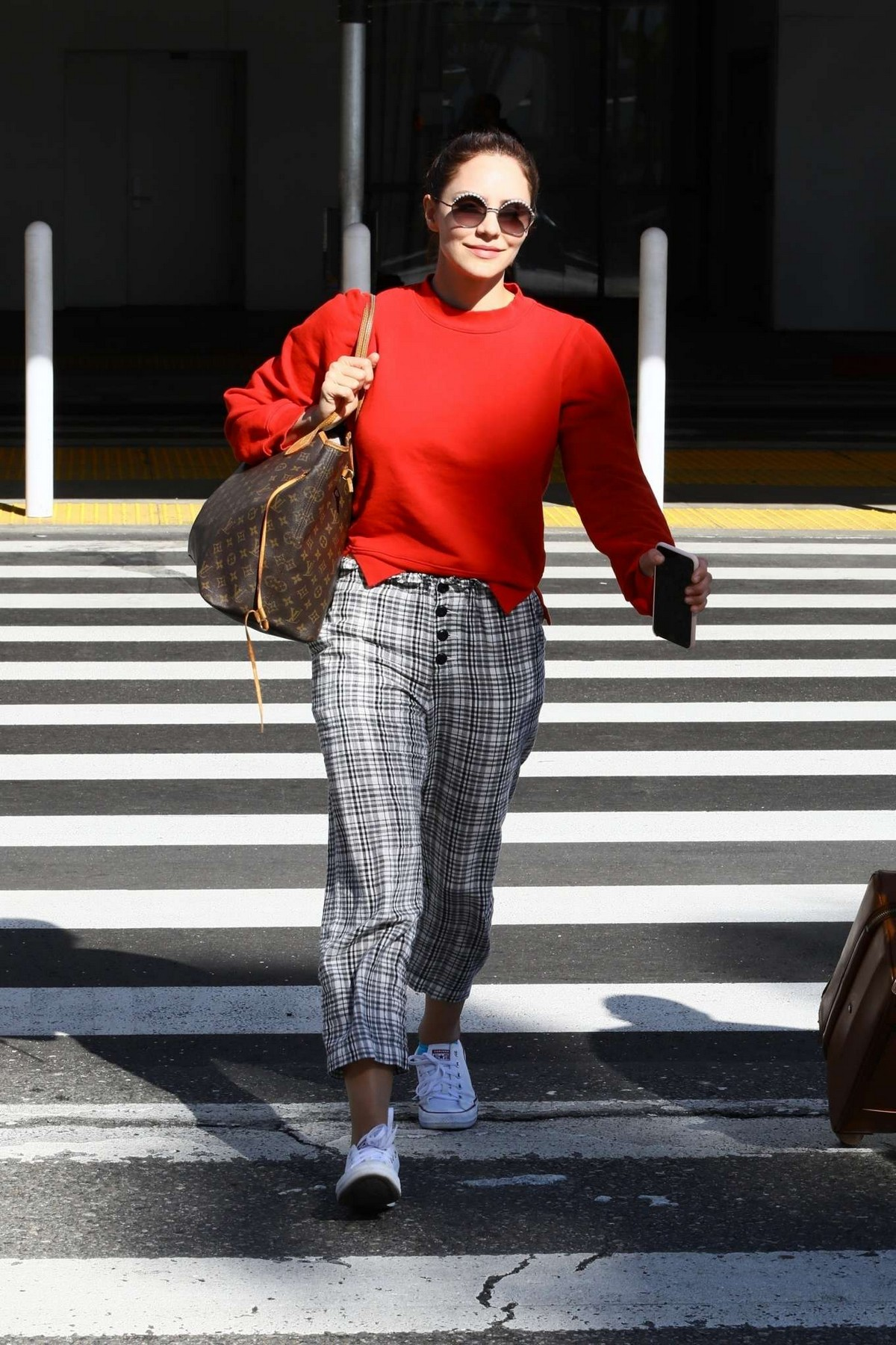 Katharine McPhee Outside at LAX Airport in Los Angeles International Airport 2019/11/09 8