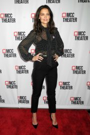 Katie Holmes attends MCC Theater's Inaugural All-Star 'LET'S PLAY!' Celebrity Game Night in New York City 2019/11/03 5