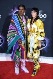 Kesha and Freedia attend 2019 American Music Awards at Microsoft Theater in Los Angeles 2019/11/24 1