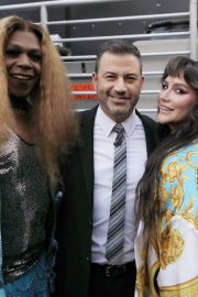 Kesha performs Jimmy Kimmel Live! in United States 2019/10/28 7