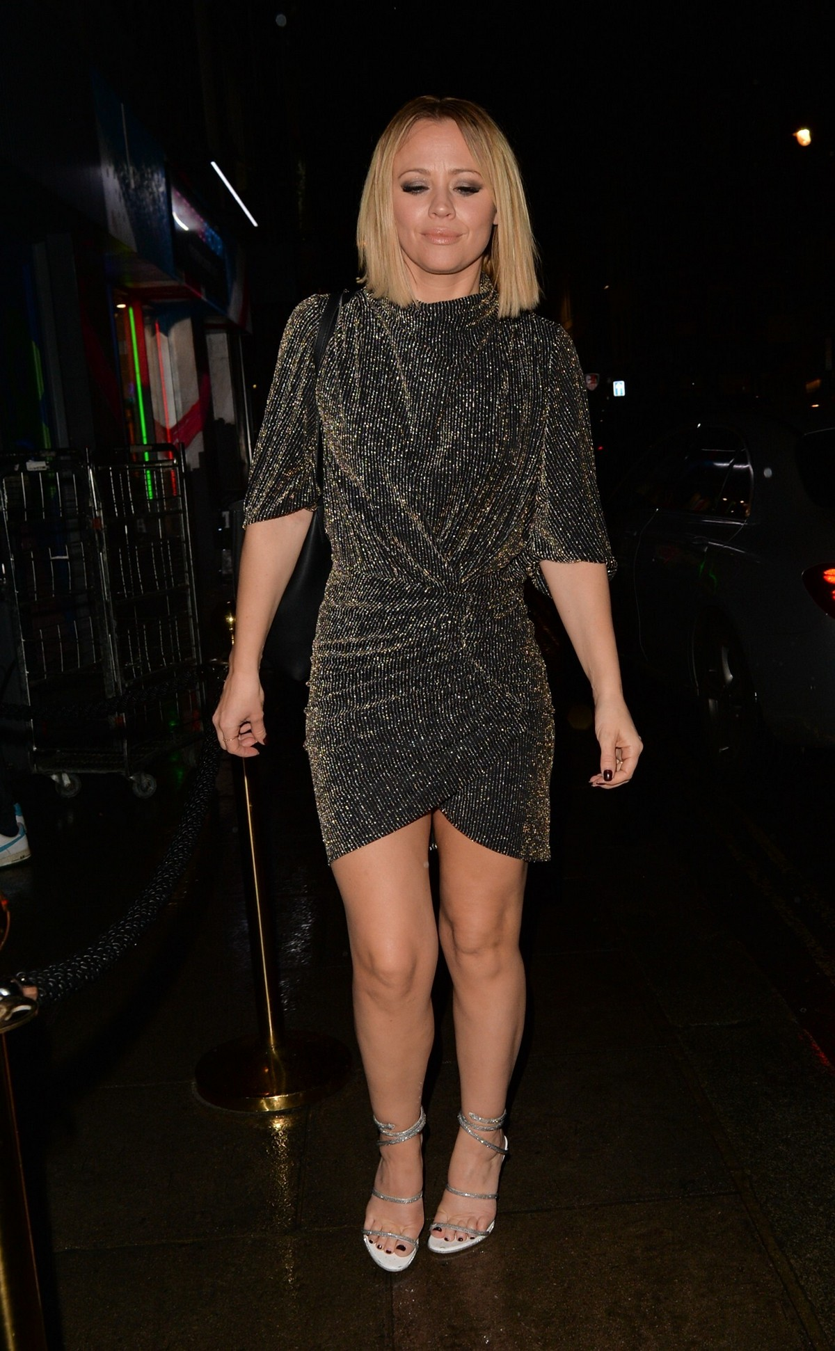 Kimberley Walsh's 38th Birthday Party in London 2019/11/22 1