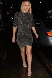 Kimberley Walsh's 38th Birthday Party in London 2019/11/22 4