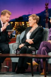 Kristen Bell attends The Late Late Show with James Corden in Hollywood 2019/11/20 4