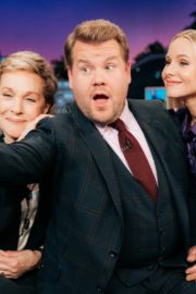 Kristen Bell attends The Late Late Show with James Corden in Hollywood 2019/11/20 5
