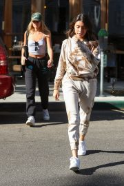 Madison Beer and friend Isabella Jones out for lunch in Beverly Hills 2019/10/31 2