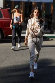 Madison Beer and friend Isabella Jones out for lunch in Beverly Hills 2019/10/31 11