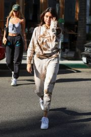 Madison Beer and friend Isabella Jones out for lunch in Beverly Hills 2019/10/31 14