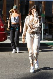 Madison Beer and friend Isabella Jones out for lunch in Beverly Hills 2019/10/31 15