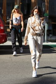 Madison Beer and friend Isabella Jones out for lunch in Beverly Hills 2019/10/31 16