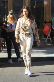 Madison Beer and friend Isabella Jones out for lunch in Beverly Hills 2019/10/31 18