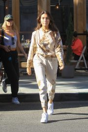 Madison Beer and friend Isabella Jones out for lunch in Beverly Hills 2019/10/31 19