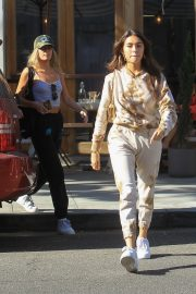 Madison Beer and friend Isabella Jones out for lunch in Beverly Hills 2019/10/31 20