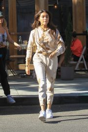 Madison Beer and friend Isabella Jones out for lunch in Beverly Hills 2019/10/31 21