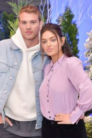 """Matthew Noszka and Odeya Rush arrives Netflix's """"Let It Snow"""" at Four Seasons Hotel in Beverly Hills 2019/11/01 1"""