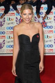 Mollie King attends Pride of Britain 2019 Awards in London 2019/10/28 2