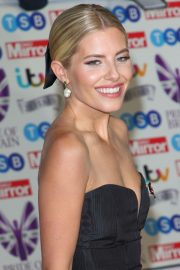Mollie King attends Pride of Britain 2019 Awards in London 2019/10/28 3