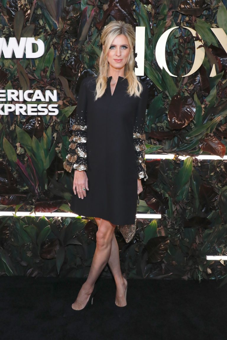Nicky Hilton attends 4th Annual WWD Honors at Intercontinental New York Barclay 2019/10/29 3