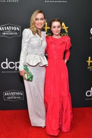Olivia Wilde and Kaitlyn Dever at 23rd Annual Hollywood Film Awards at The Beverly Hilton Hotel in Beverly Hills 2019/11/03 1
