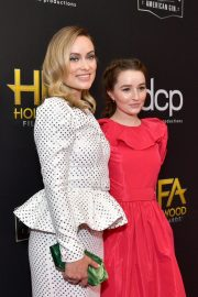 Olivia Wilde and Kaitlyn Dever at 23rd Annual Hollywood Film Awards at The Beverly Hilton Hotel in Beverly Hills 2019/11/03 6