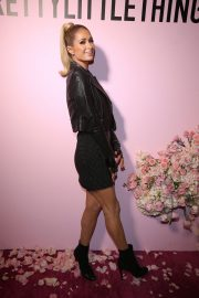 Paris Hilton attends PrettyLittleThing x Kelly Gale event at Sunset Towers in Los Angeles 2019/10/22 1