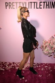 Paris Hilton attends PrettyLittleThing x Kelly Gale event at Sunset Towers in Los Angeles 2019/10/22 2