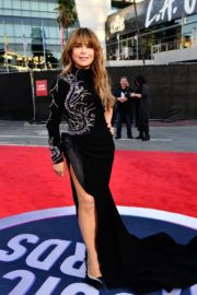 Paula Abdul attends 2019 American Music Awards in Los Angeles 2019/11/24 5