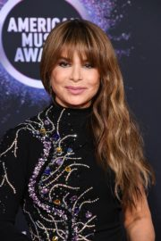 Paula Abdul attends 2019 American Music Awards in Los Angeles 2019/11/24 6
