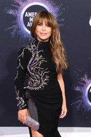 Paula Abdul attends 2019 American Music Awards in Los Angeles 2019/11/24 7