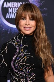 Paula Abdul attends 2019 American Music Awards in Los Angeles 2019/11/24 12
