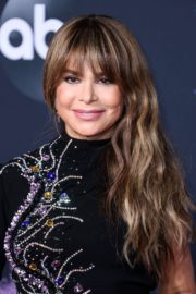Paula Abdul attends 2019 American Music Awards in Los Angeles 2019/11/24 15