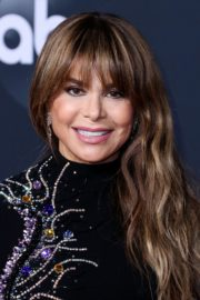 Paula Abdul attends 2019 American Music Awards in Los Angeles 2019/11/24 17