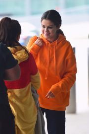 Selena Gomez arrives at JFK Airport in New York 2019/10/30 1