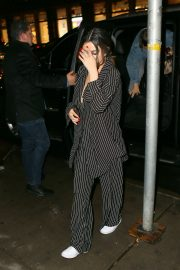 Selena Gomez visits at La Esquina for dinner with Goodbye Honolulu in New York 2019/10/29 2